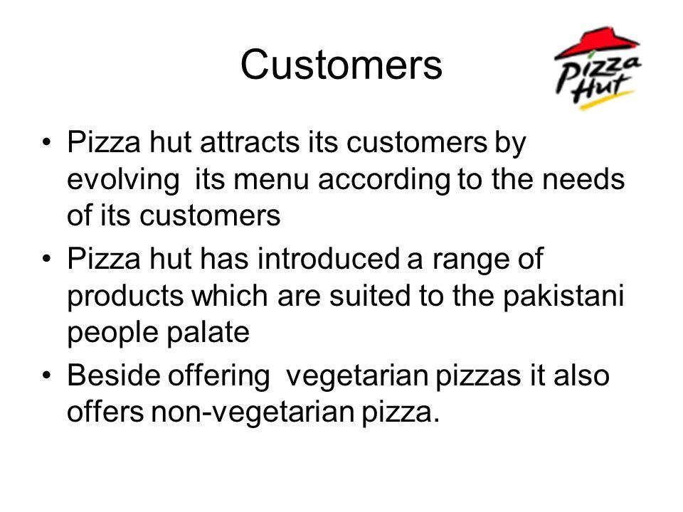 pizza hut business model