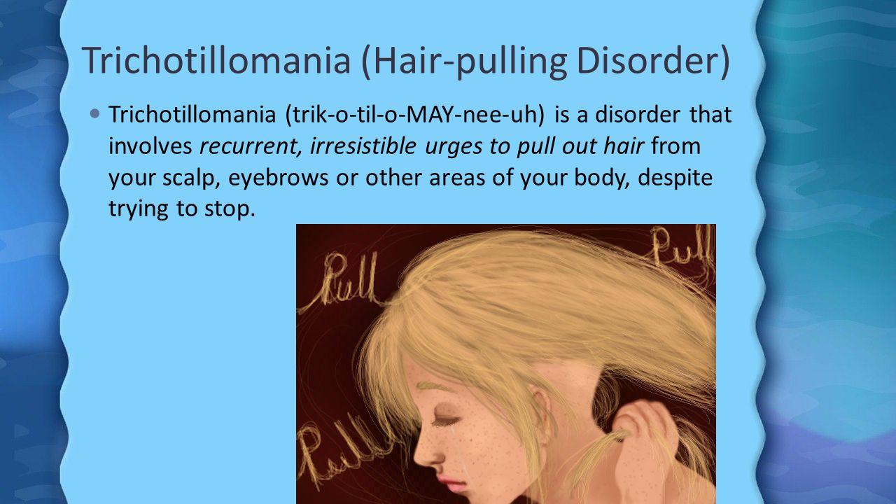 trichotillomania, excoriation, & body dysmorphic disorder. - ppt