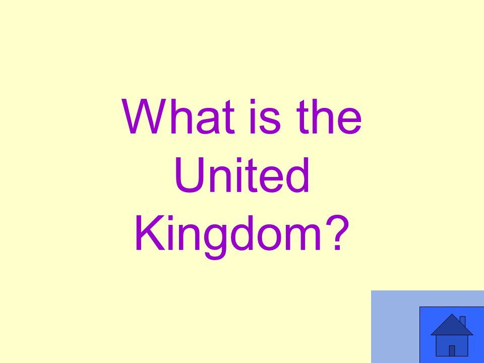What is the United Kingdom