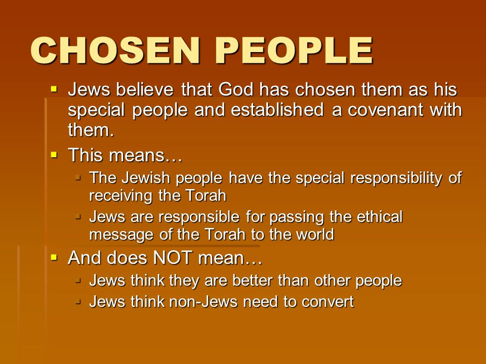 basic beliefs of judaism what it means to be jewish