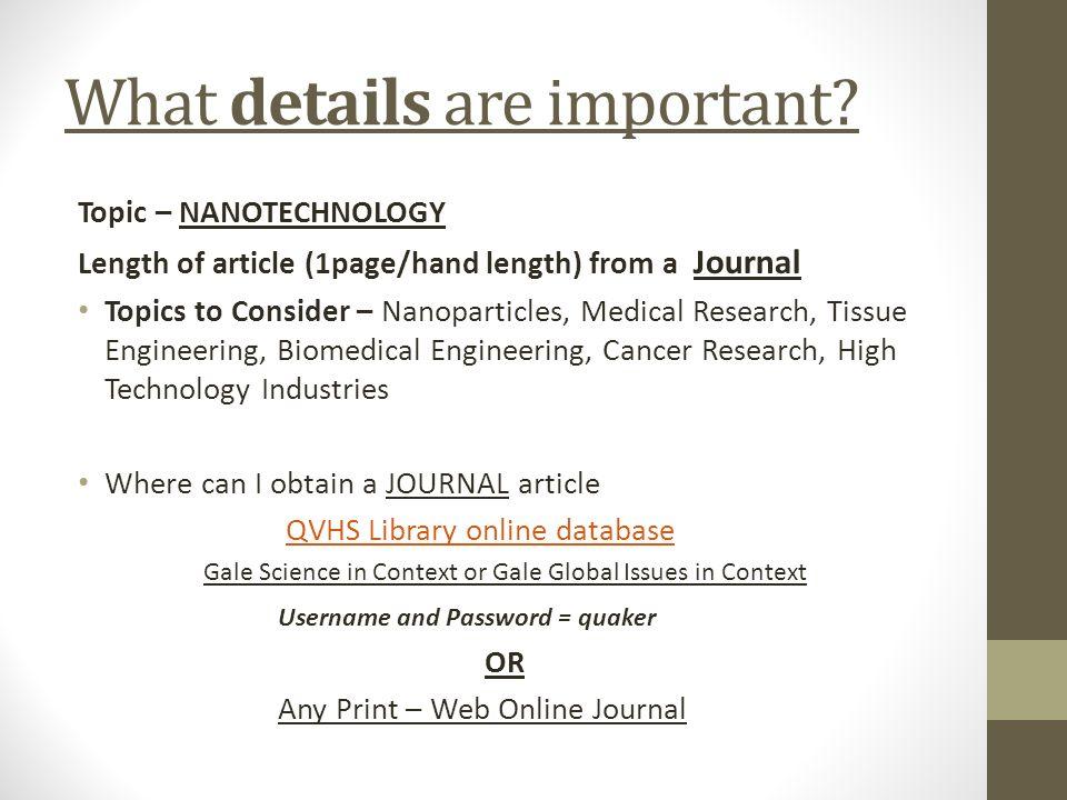 research paper topics business nursing informatics
