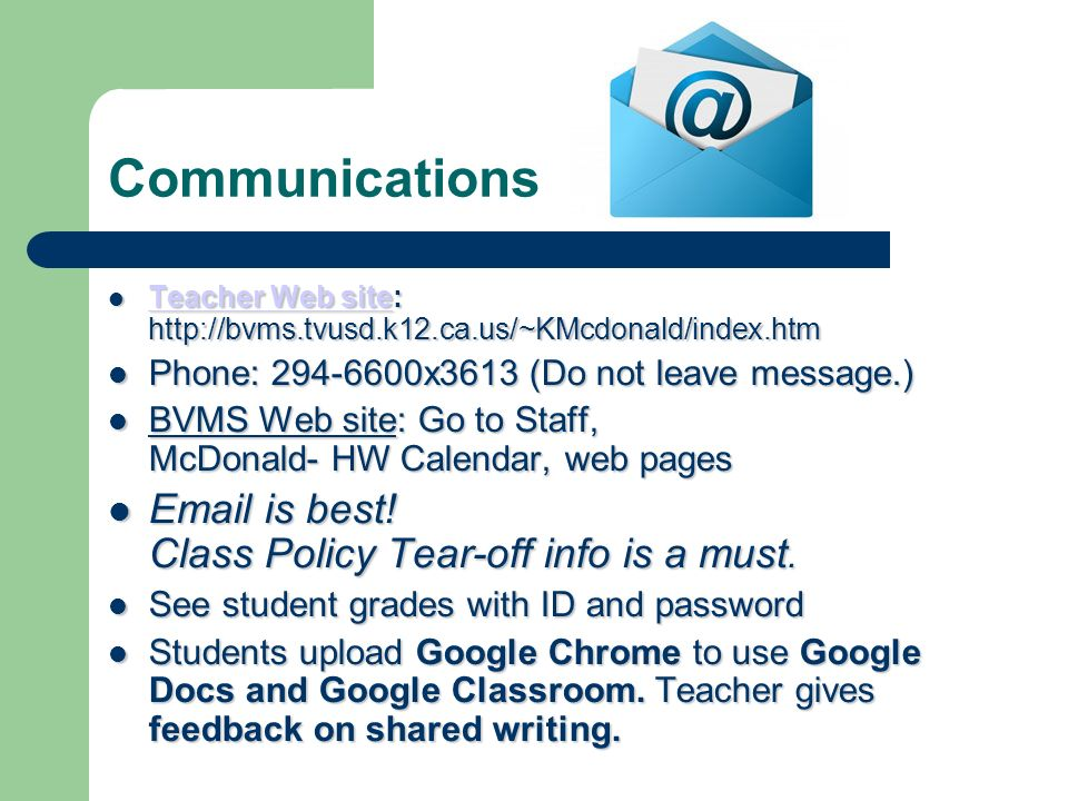 Click to add text Welcome to Room 613 Mrs  McDonald's