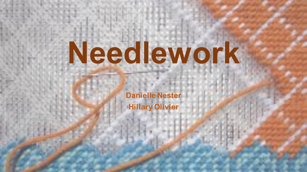 Needlework Danielle Nester Hillary Olivier Plastic Canvas 1 29 3