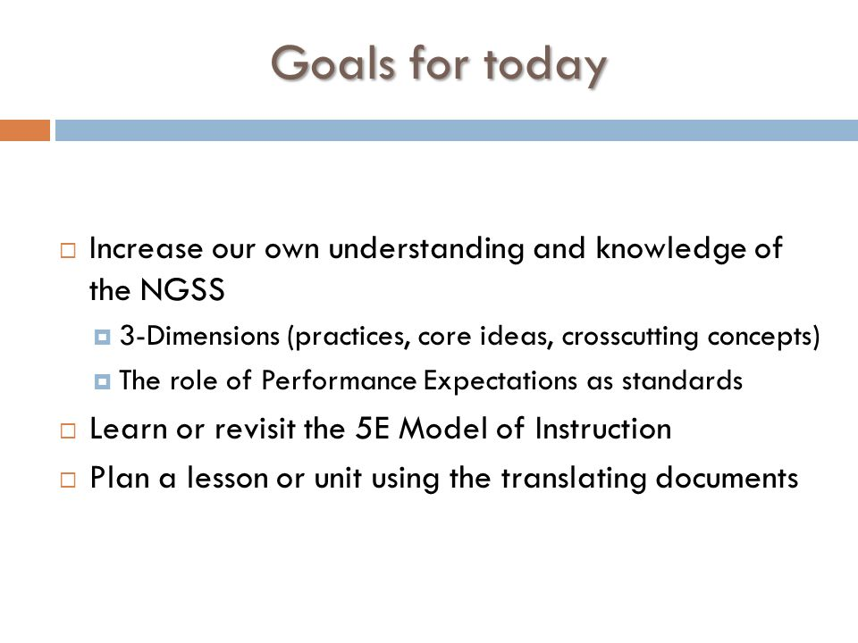 Translating The Ngss For Classroom Instruction Rodger Bybee And Kim