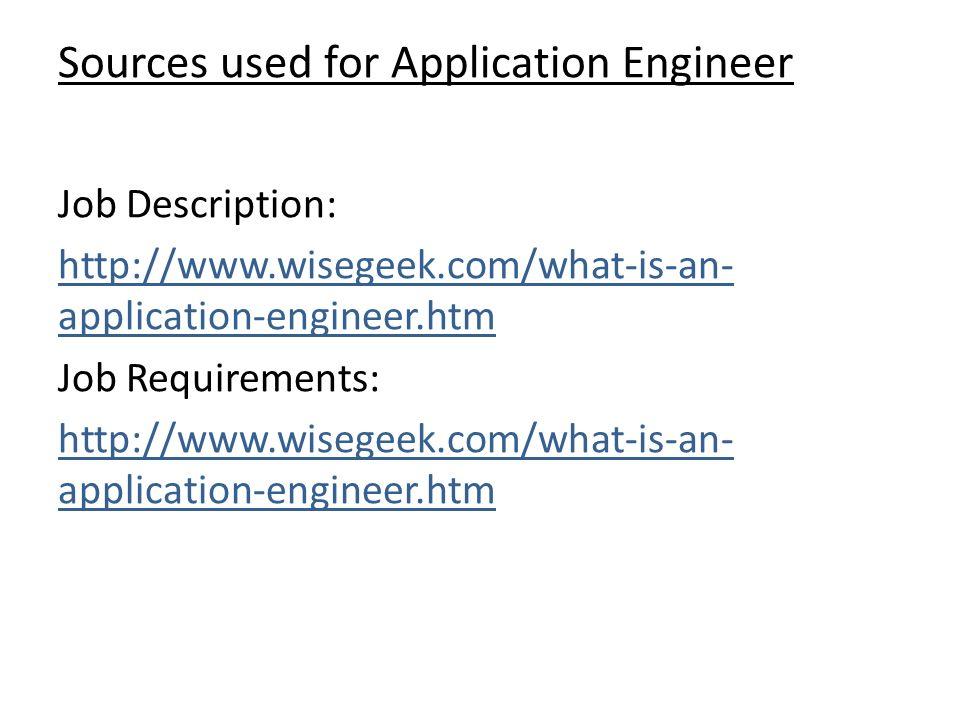 Investigating Job Roles in IT Alex Haslam. Network Engineering - Job ...