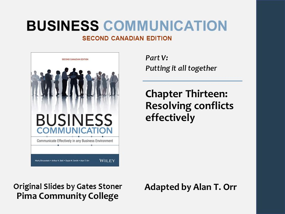 communications chapter 13 Business communications chapter 13 begin the job search by studying the job market and we will write a custom essay sample on business communications chapter 13 for you for only.