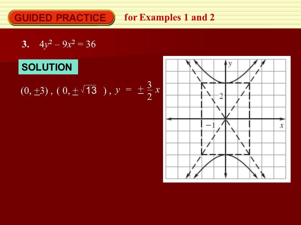 GUIDED PRACTICE for Examples 1 and 2 3.