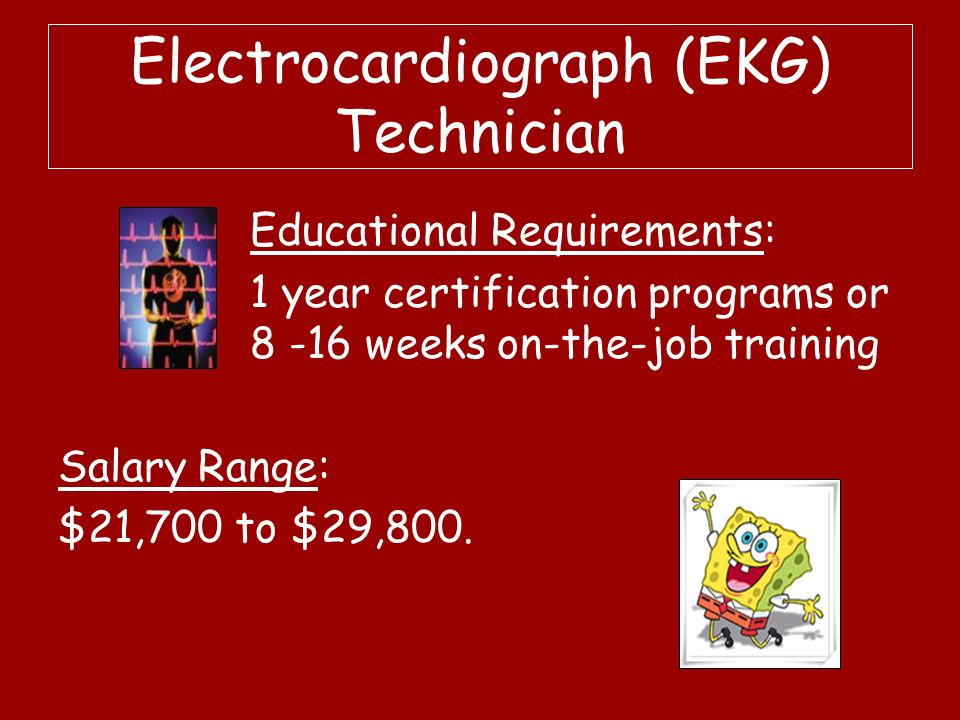 Career In Biomedical Technology Objective 2 Imaging Careers