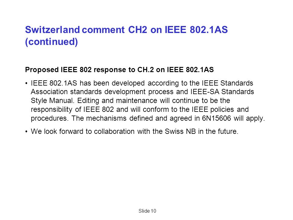 slide 1 ieee 802 response to fdis comments on ieee 802 1as 20 march rh slideplayer com IEEE Standards Testing ieee standards style guide