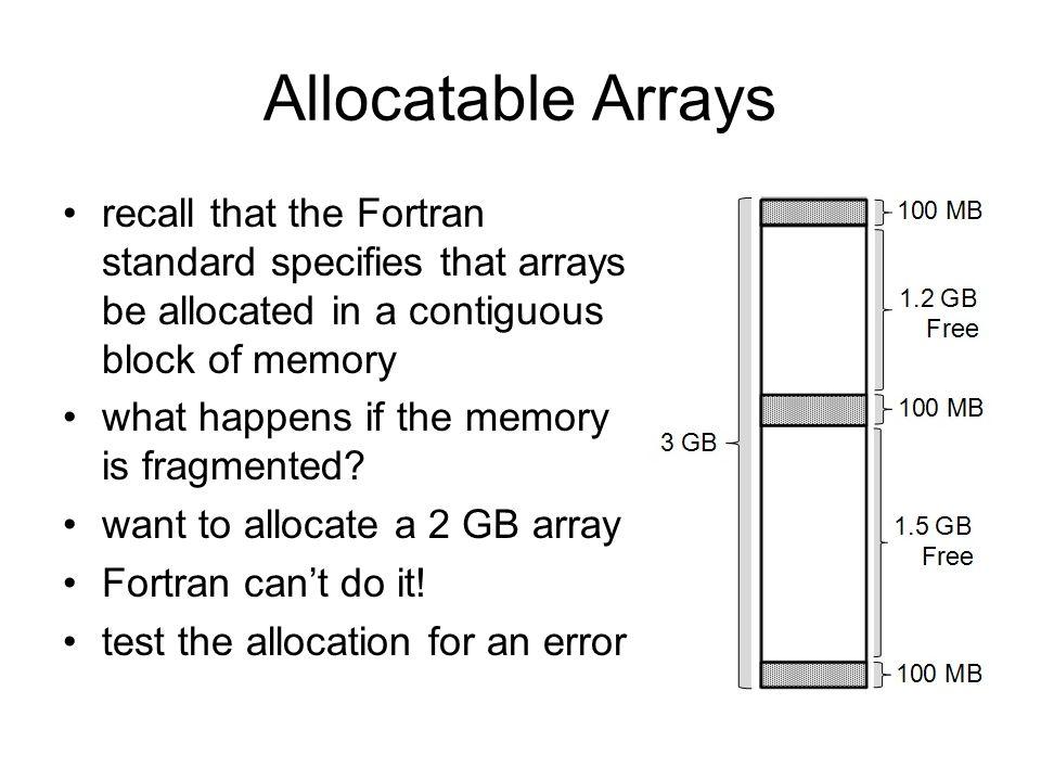 Introduction To Fortran Jon Johansson Aict Hpc Workshop April 28 Ppt Download