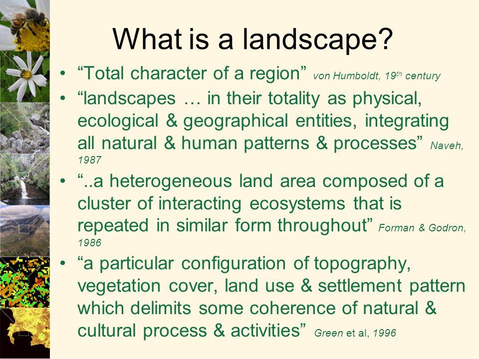Bcb 322 Landscape Ecology Lecture 1 Introduction Ppt Download