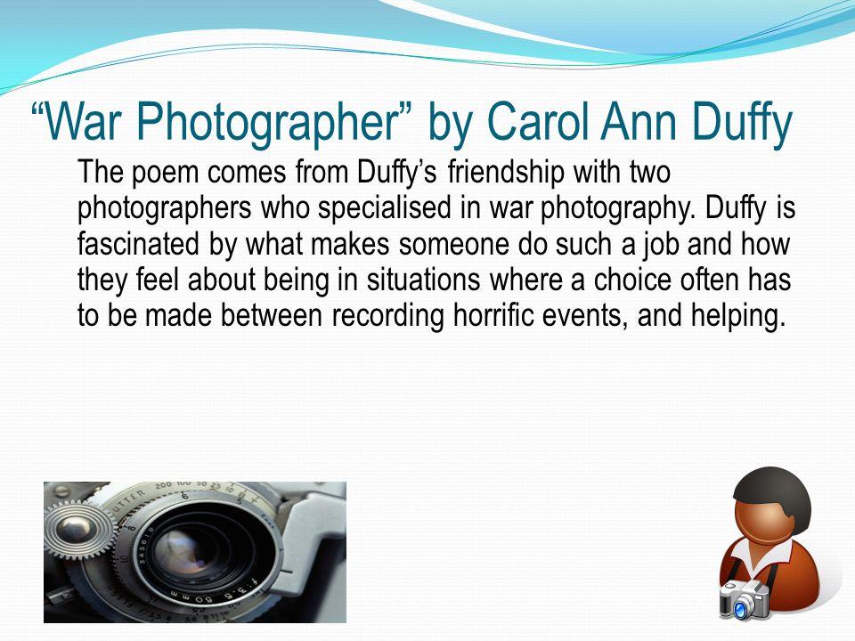 war photographer slideshare
