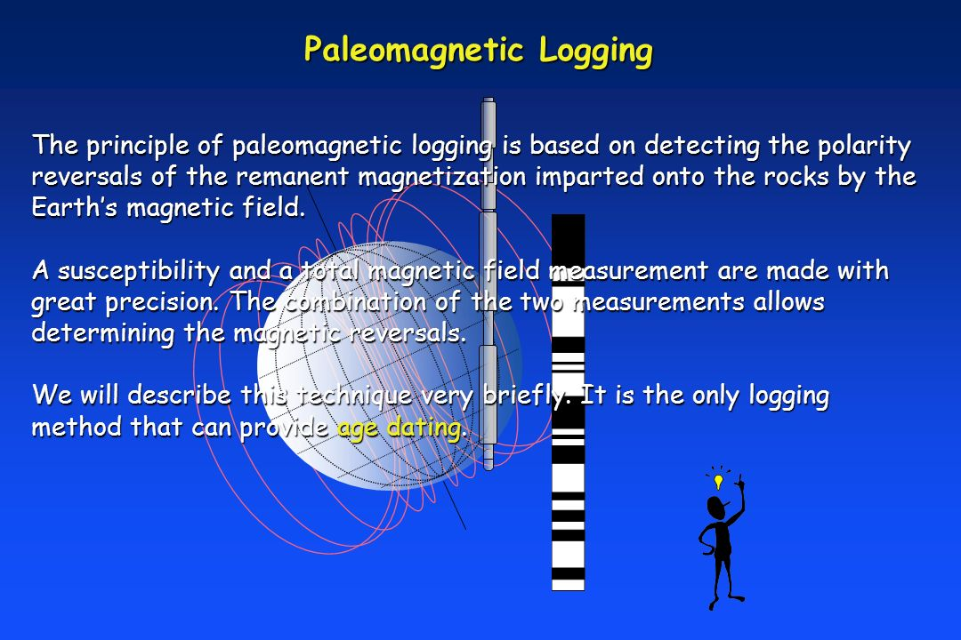 paleomagnetism dating method