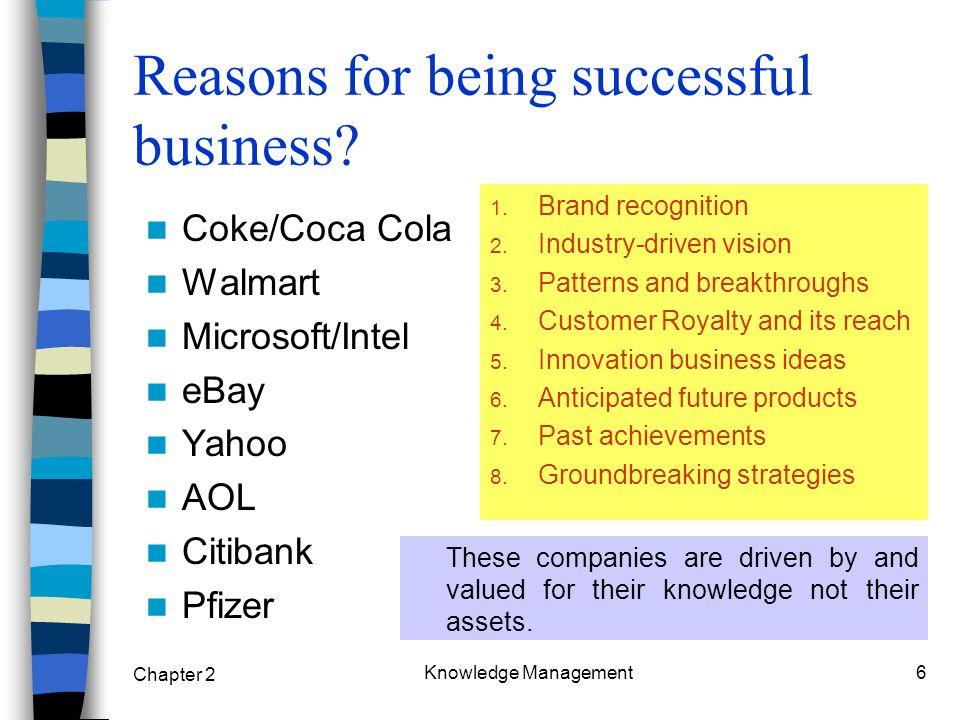 coca cola knowledge management