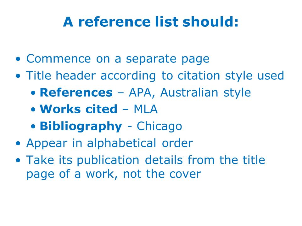 in work citation