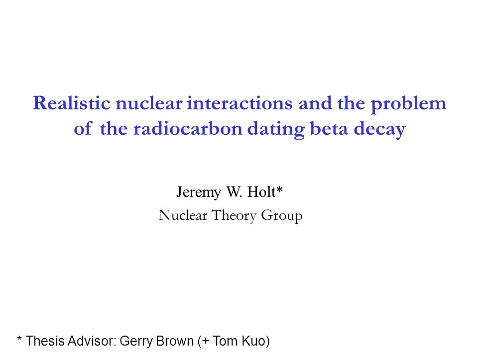 radiocarbon dating practice problems