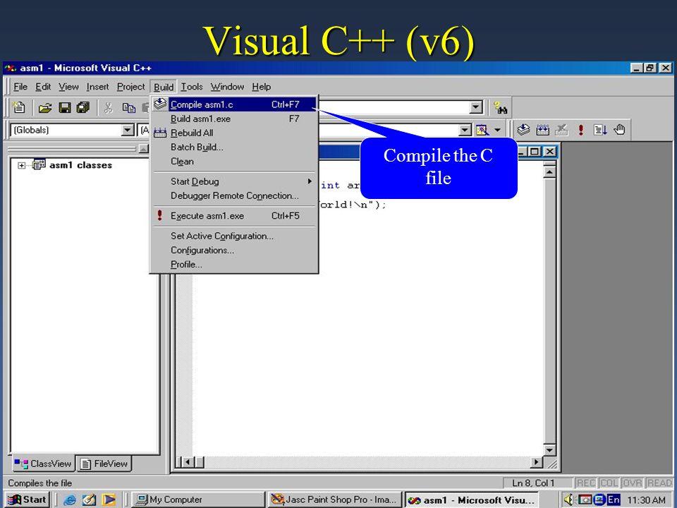 c++ exe debugger