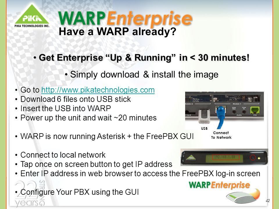 1 PIKA Technologies' fully customizable PBX Platform Webinar