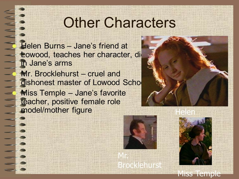 an analysis of the character of adele in jane eyre by charlotte bronte Many people believe that the character of jane eyre was created by charlotte bronte to reflect aspects of her own life, and in doing so, come to terms with her own circumstances perhaps bronte too struggled to find a balance between freedom and love and wished to express it.
