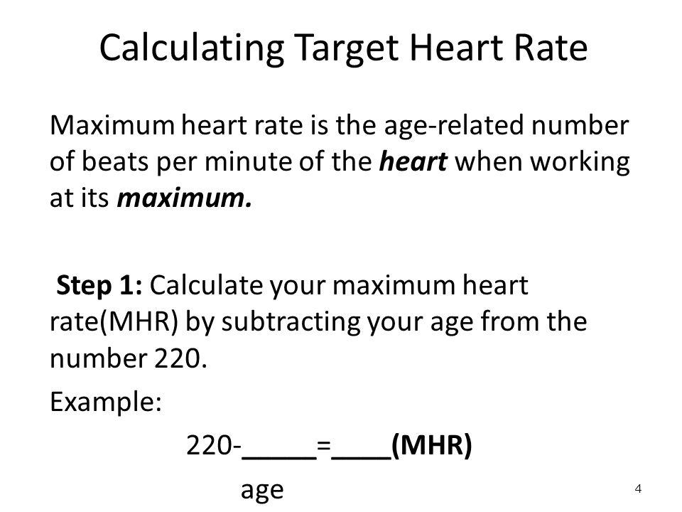 Heart Beats Per Minute Calculator