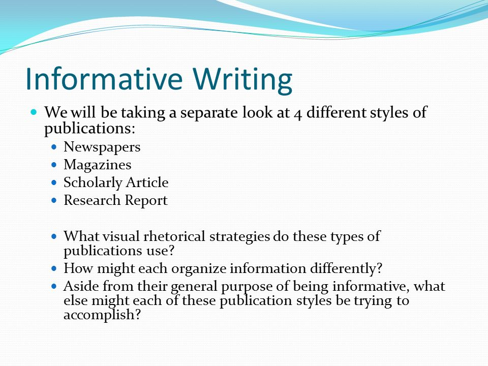 types of scholarly research rhetoricl