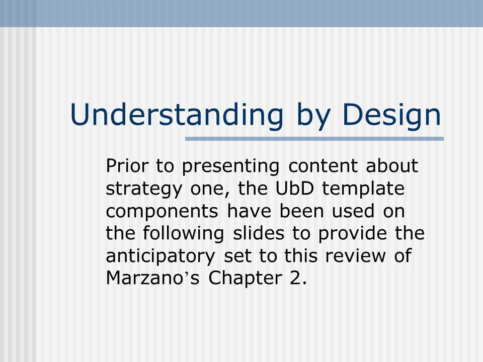 Classroom Instruction That Works By Robert Marzano Debra Pickering