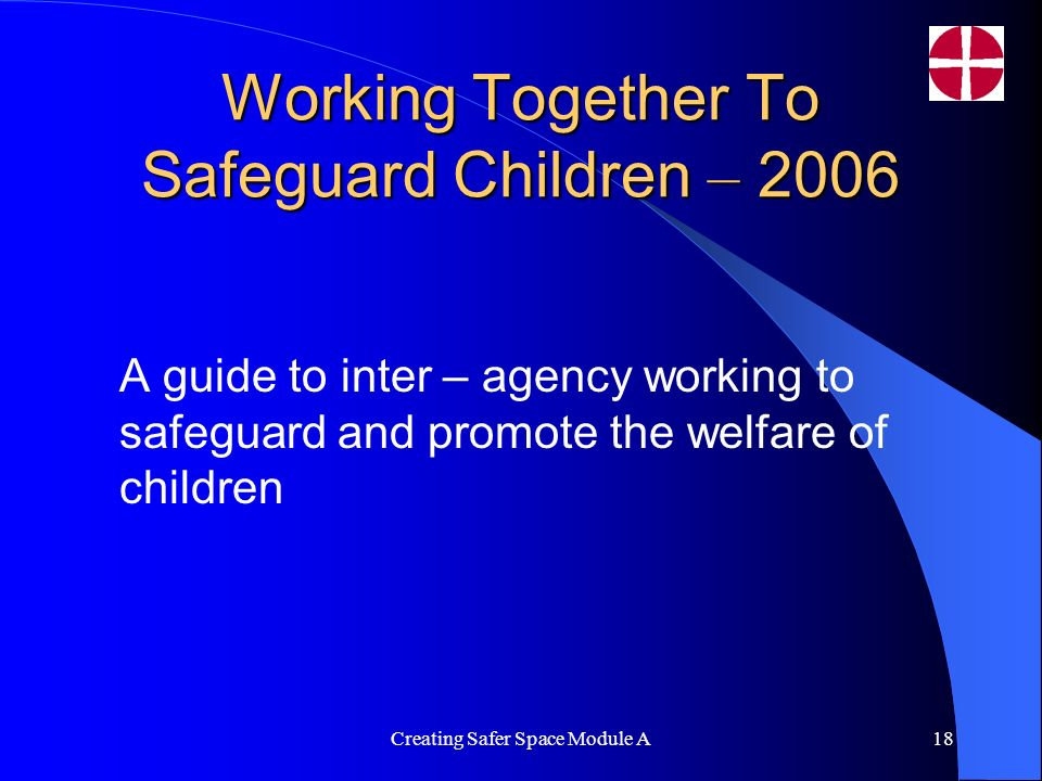 working together to safeguard children 2006