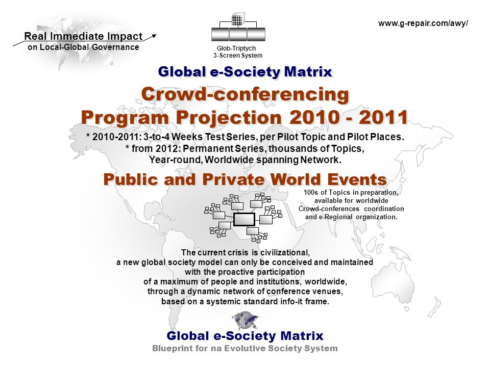 Global e society matrix crowd conferencing program projection global global e society matrix crowd conferencing program projection global e society matrix blueprint malvernweather