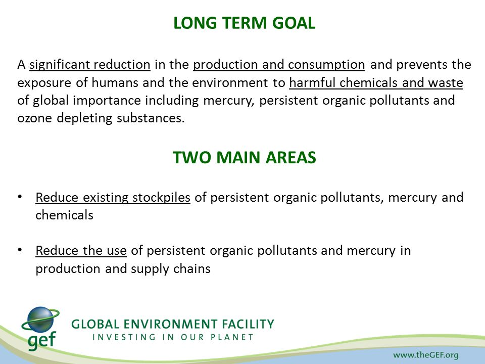 Climate Change Mitigation The Global Environment Facility
