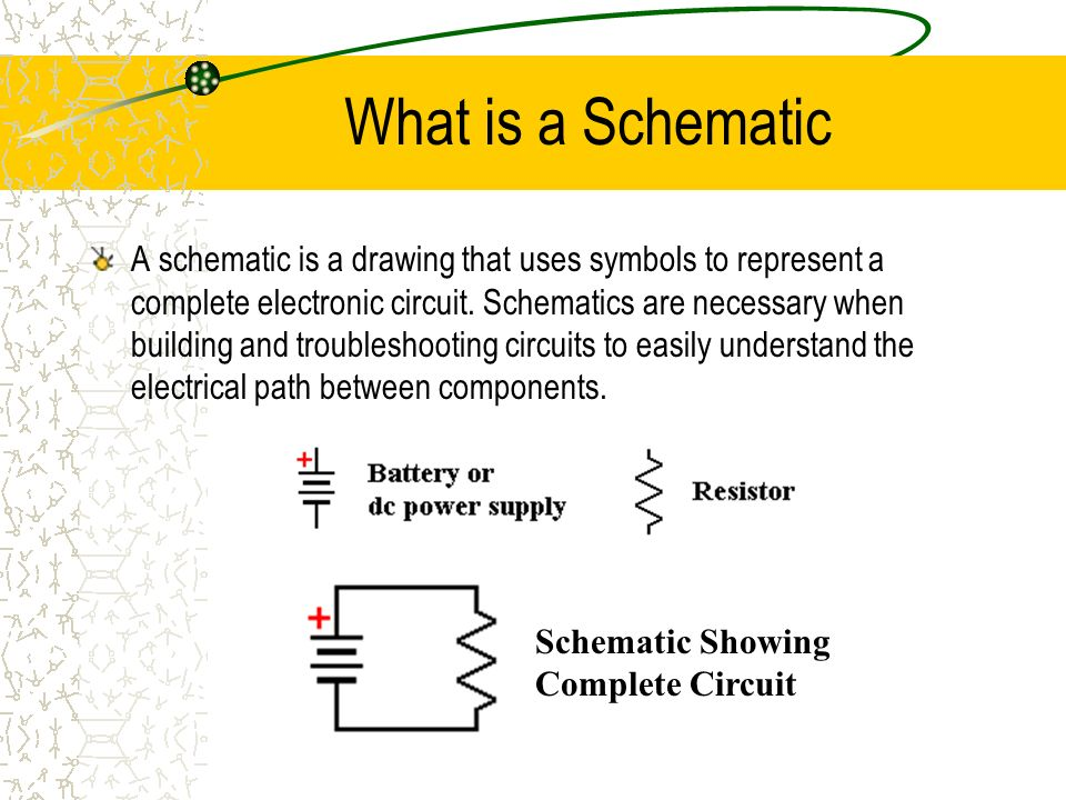 Electronic Schematics Symbols Circuits Electrical Wiring Diagrams