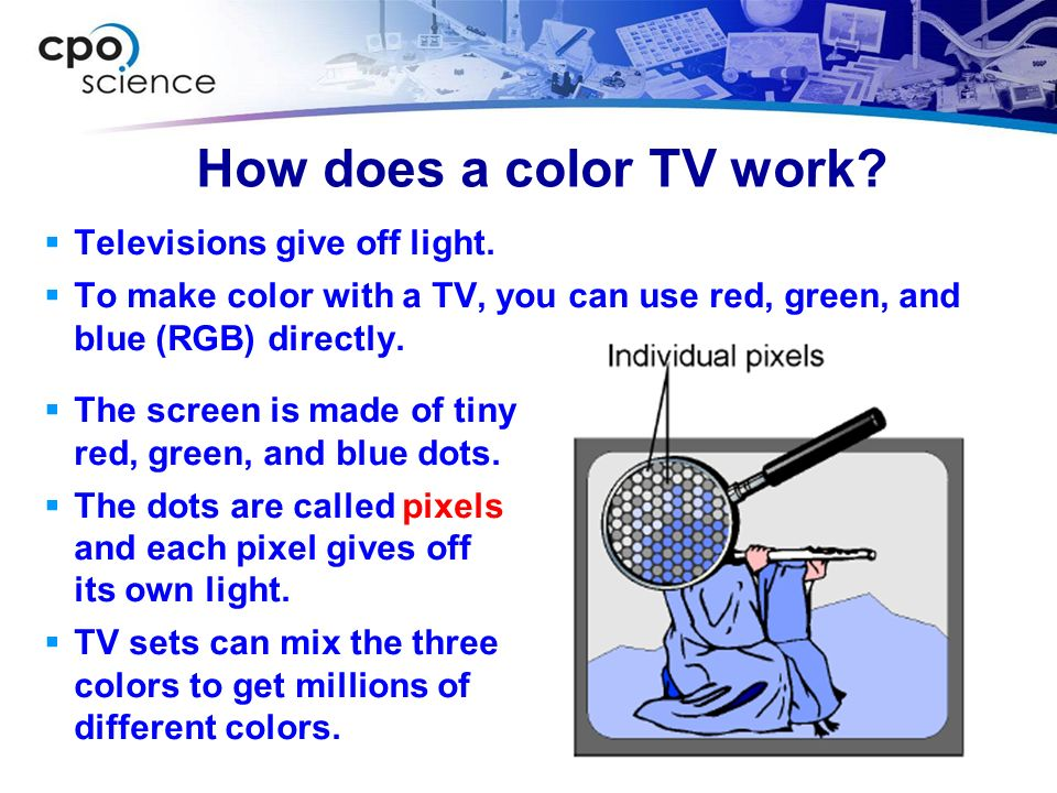color and vision key question how do we see color ppt download