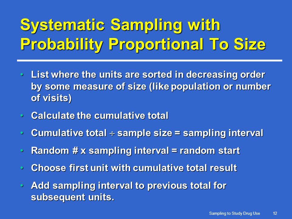 Probability Sampling Pdf