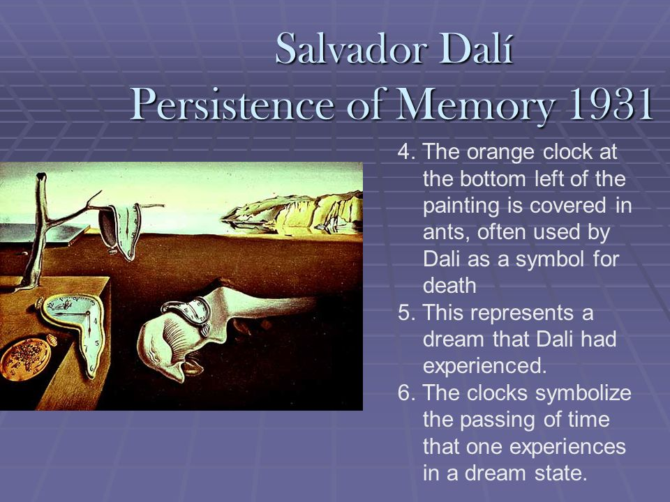 Dali Salvador Dali His Life He Was Born In May Of 1904 In