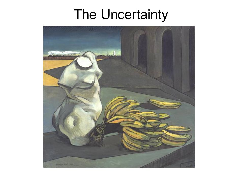 The Uncertainty
