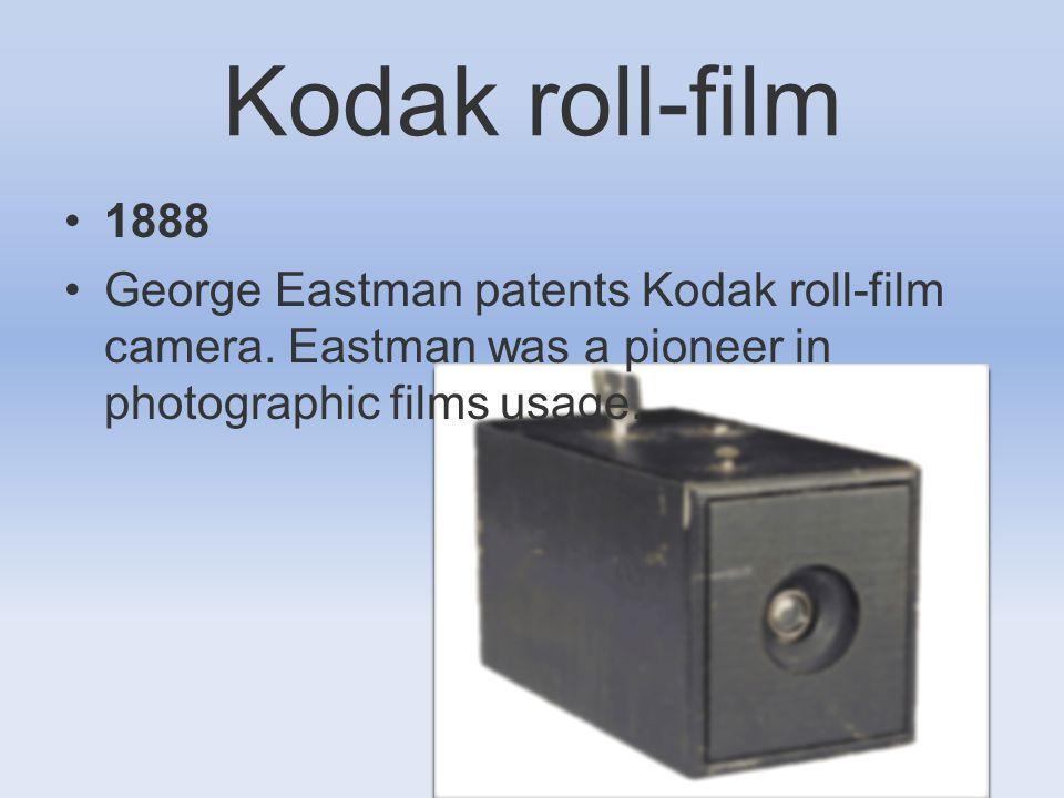 History of Video Production By: Houston Hart  Camera