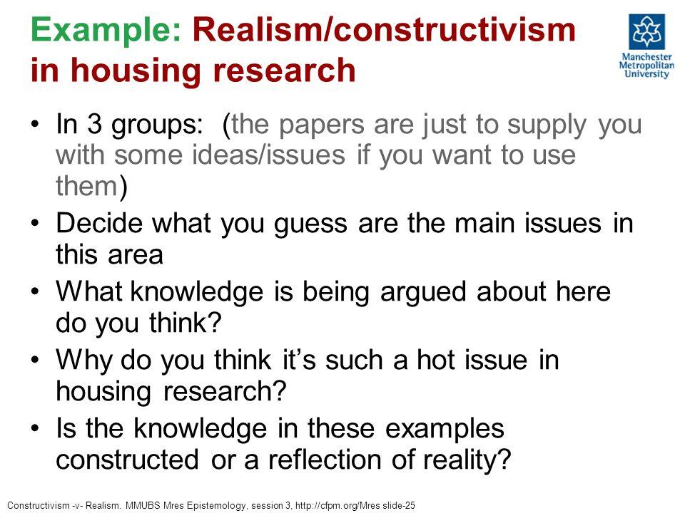Alexander wendt & social constructivism: a brief overview ppt.