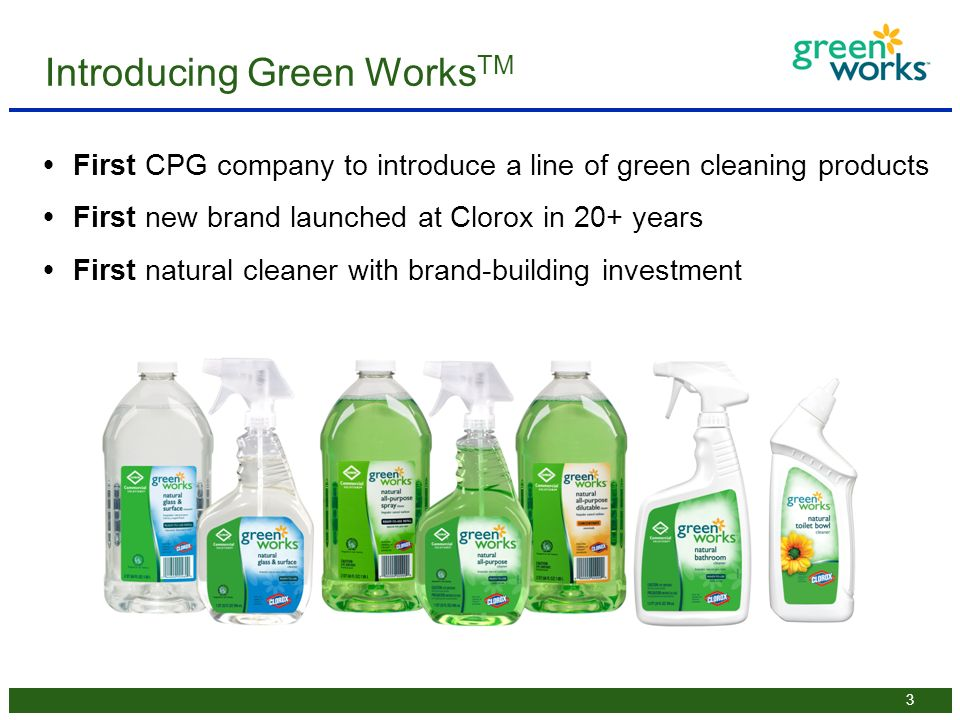 Introducing…. powerful cleaning…done naturally Customer Presentation ...