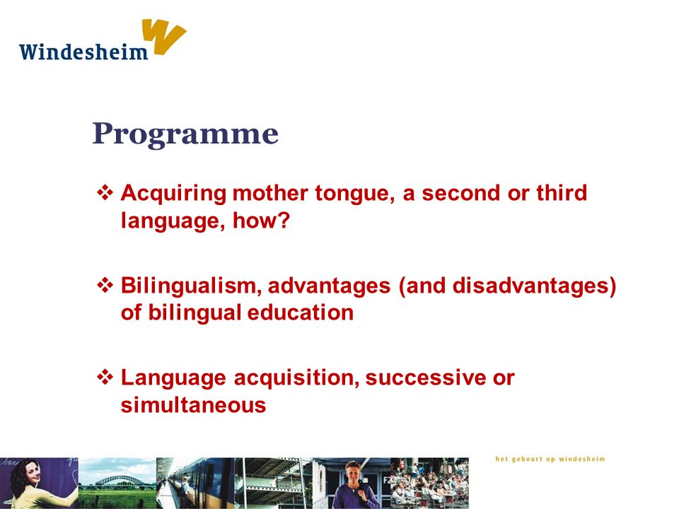 advantages bilingual education essay For years, many thought being bilingual would slow a child's progress in school today, studies show being bilingual benefits your brain functions for life, and some researchers believe bilingualism can even help prevent alzheimer's disease from a very young age, children who are bilingual.