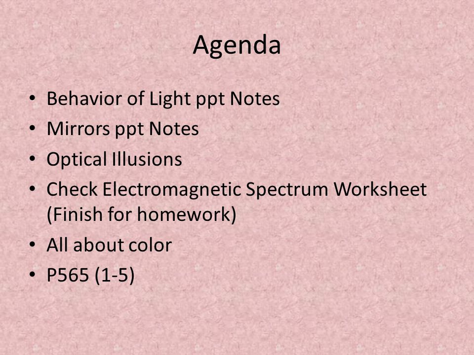 Icp Light Notes 42213 42313 Warmup 1what Is The Lowest