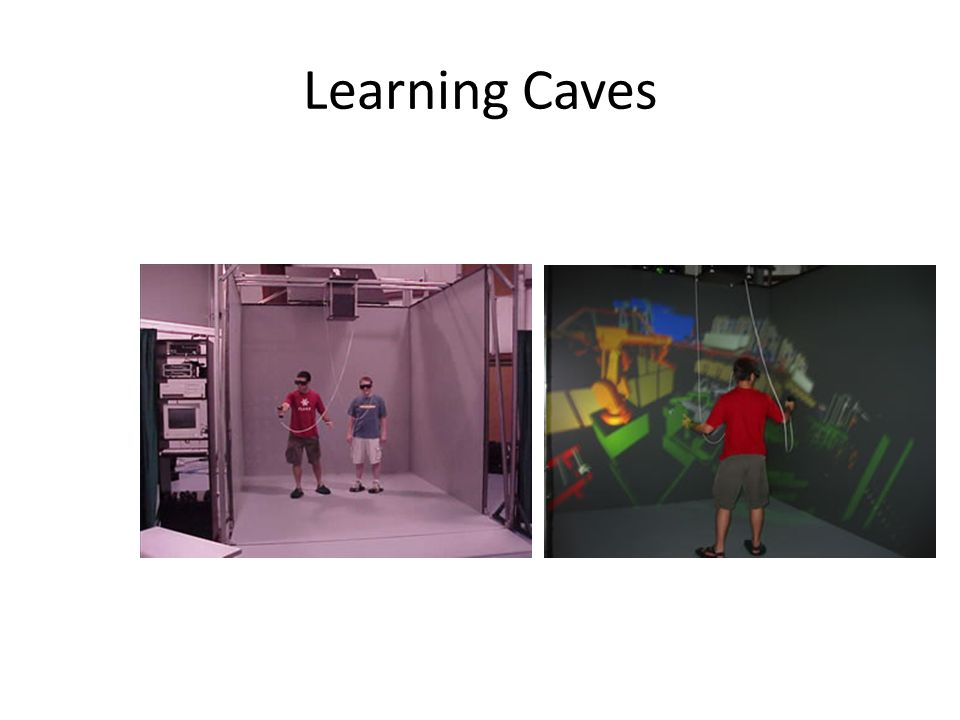 Learning Caves