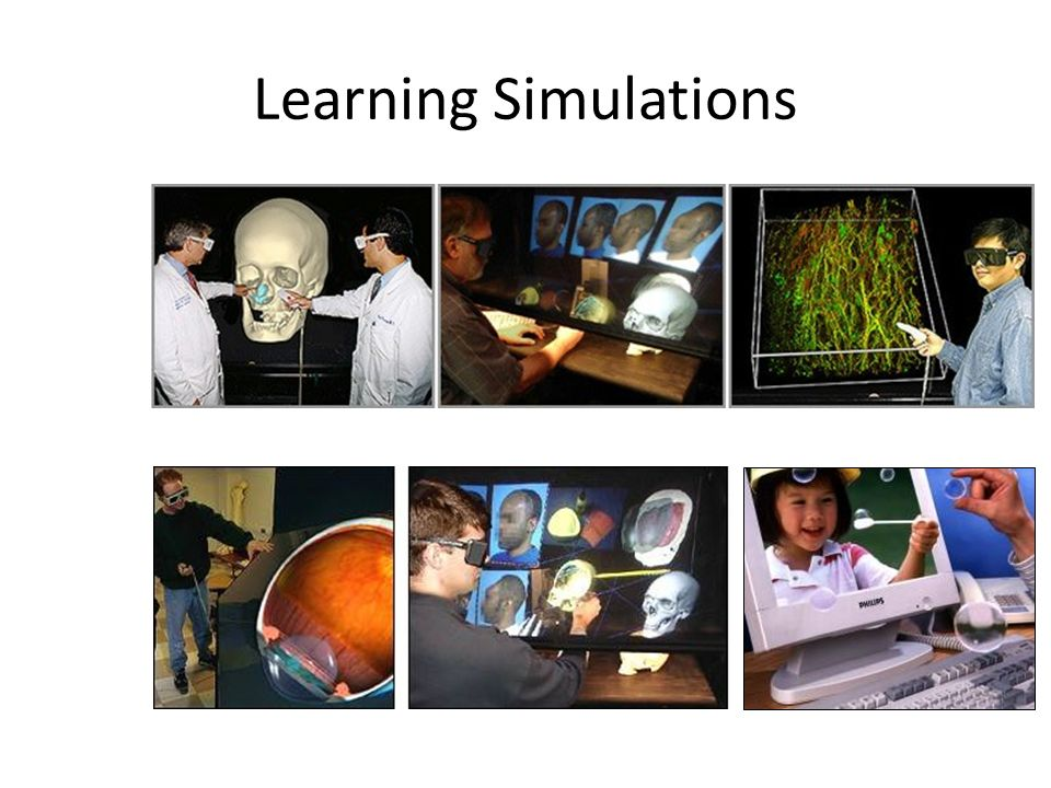 Learning Simulations