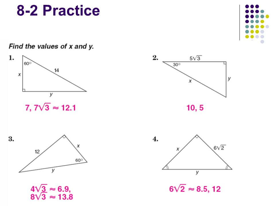 Warm-up. Agenda Homework Review Section 8-3 Trigonometry ...