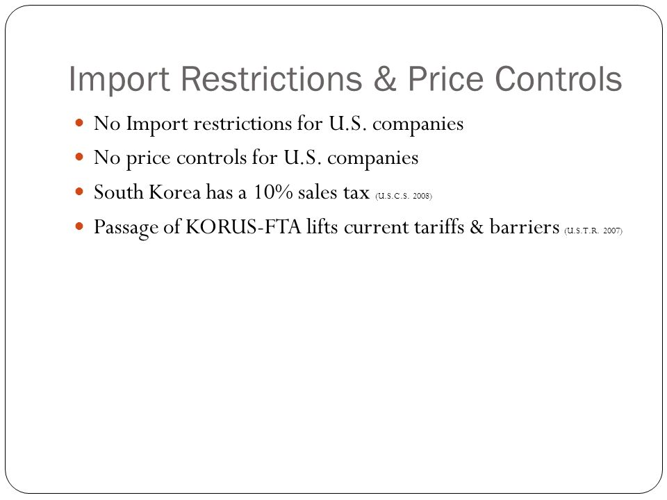 By: Denece Oplinus South Korean Export Business Plan  - ppt download
