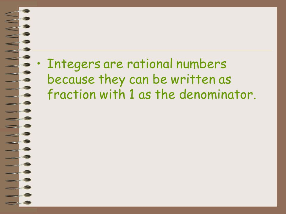 What are integers. Integers are the whole numbers and their opposites.
