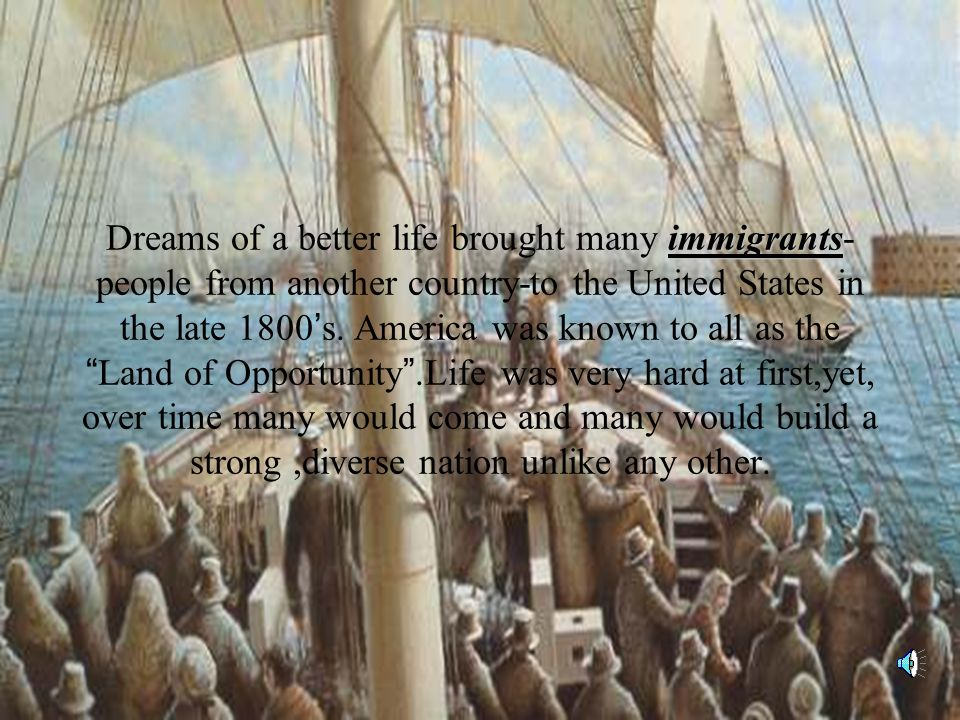 Why Would Many Immigrants Risk It All to Be An American.