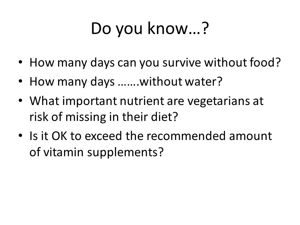 Food Nutrition Section 38 1 Yummy Biology Ppt Download
