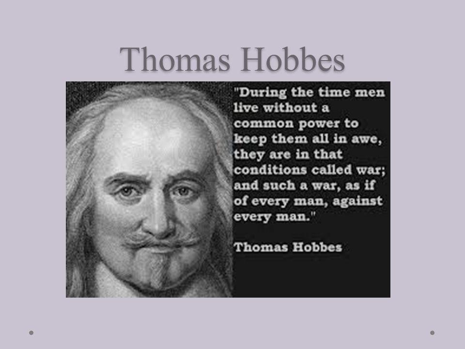 thomas hobbes impact