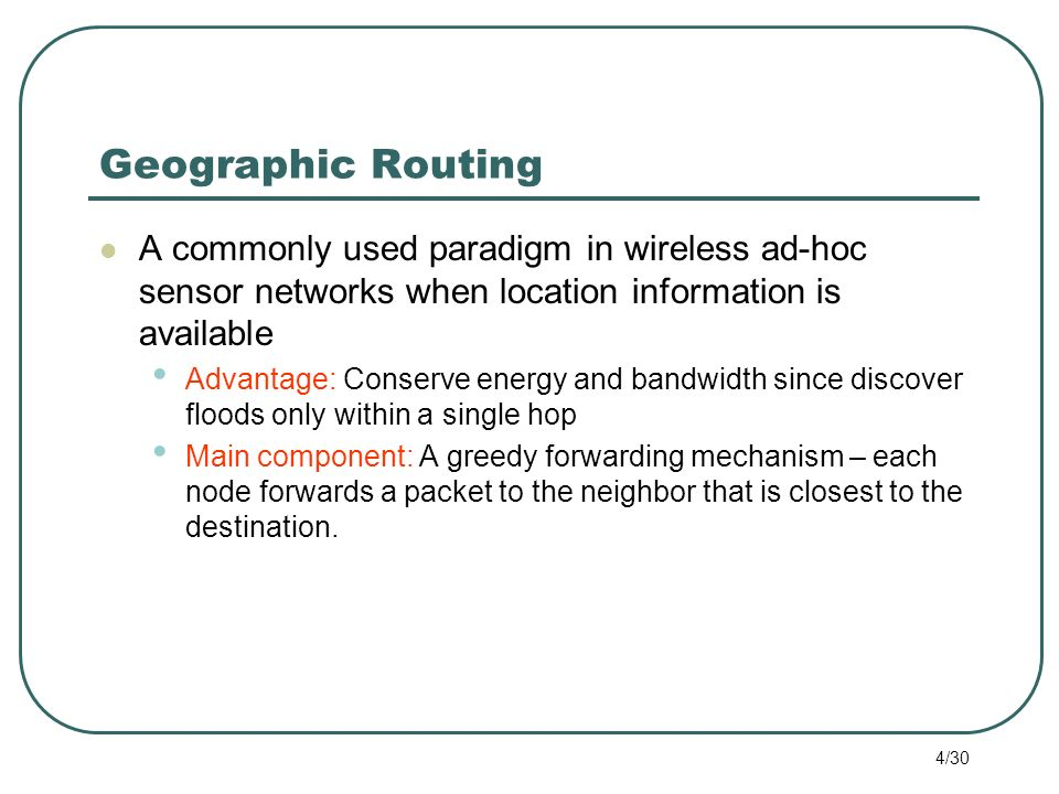 Leach cluster-based routing protocol for wireless sensor networks.