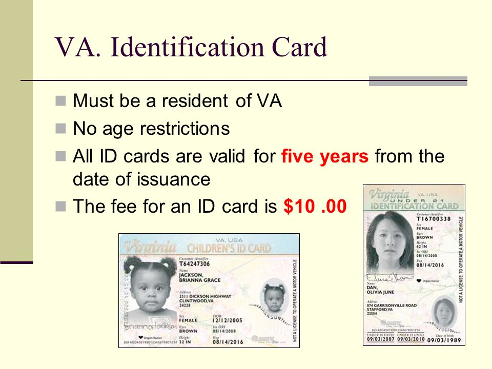section 1 day 1 virginia driver responsibilities: licensing