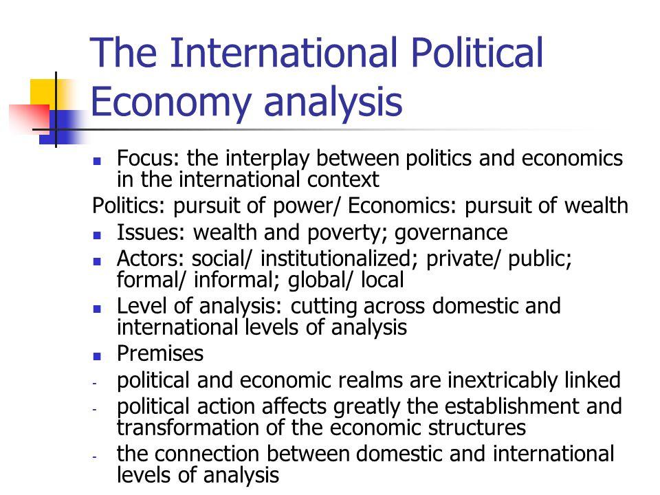 marx political economy summary